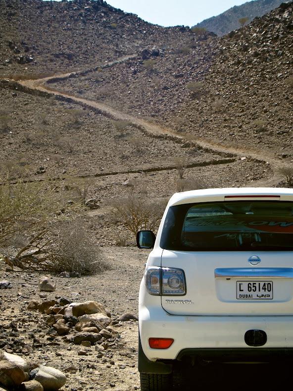 wadi al helo track