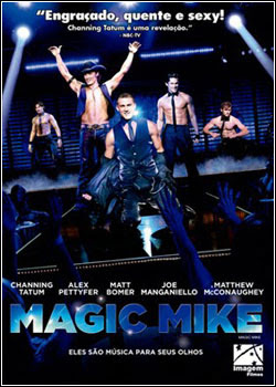 11 Magic Mike   BDrip   Dual Áudio