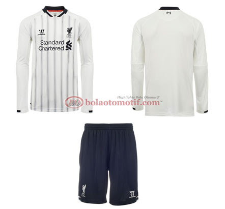 Liverpool Jersey Home Keeper 2014