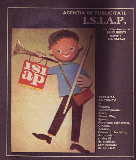 """Advertising Agency I.S.I.A.P."""