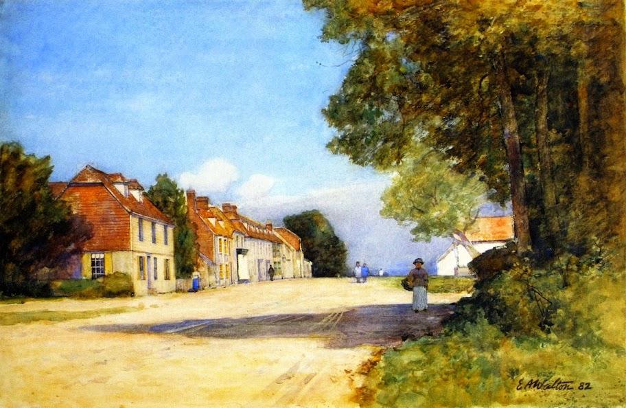 Edward Arthur Walton - Winchelsea