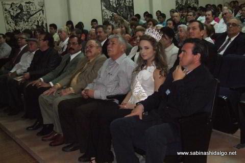 Invitados a la ceremonia de entrega