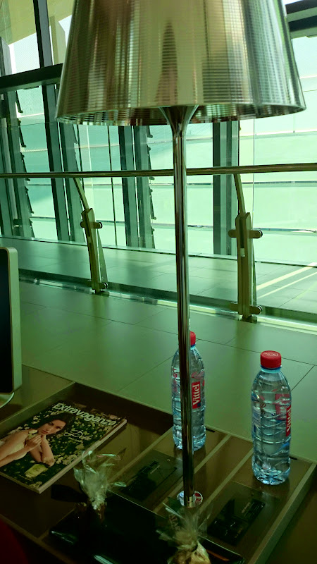 DSC 5004 - REVIEW - Qatar Al Mourjan Business Class Lounge, Doha (September 2014)