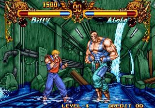 Double Dragon (Neo Geo)