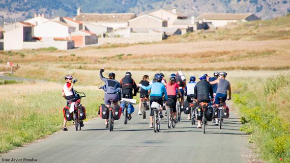 Curso de cicloturismo de alforjas. Madrid 20, 21, 27 y 28 de octubre