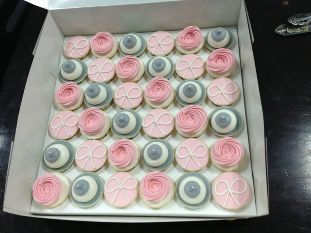 Delicious cupcakes in GLAM iftar