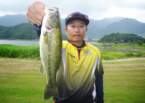 22位:小川純一選手(1本 400g)