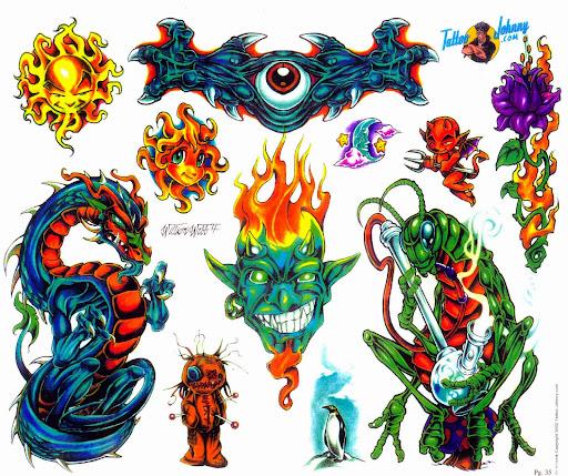 Tattoo Designs Johnny: Tattoo Designs