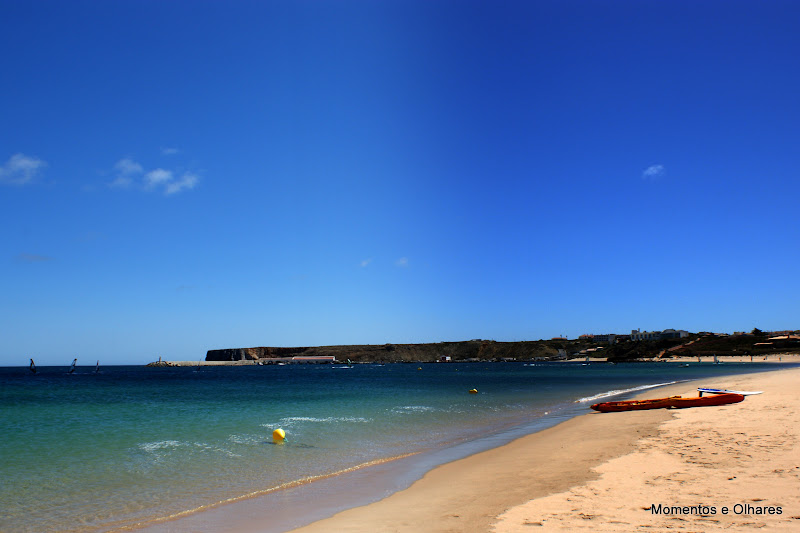 Praia do Martinhal, Sagres, Algarve