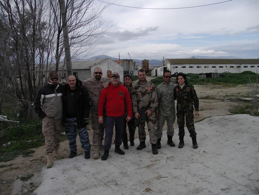 """Fotos de la partida """"Tercer aniversario, Operación FrankWofl""""10-02-13. PICT0288"""