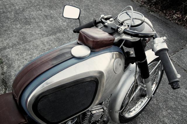 Honda CB160r Cafe Racer