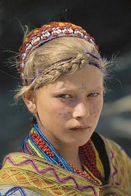 Aryans Of Asia Kalash Buddhist History Image
