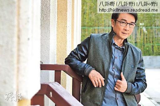 劉松仁坦言獎項對他只是虛名,名氣太大反而會打亂自己的生活。(攝影﹕梁迺楠)