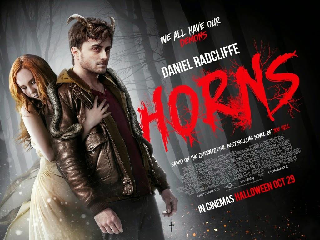 Μεταμόρφωση (Horns) Wallpaper