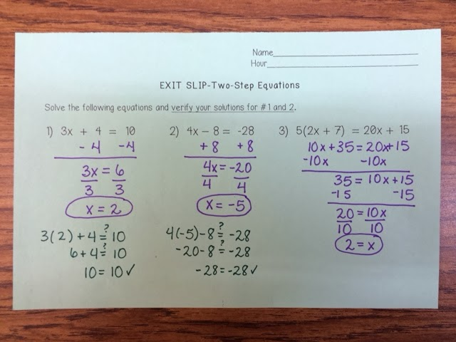 Old Fashioned Solve My Equations Gift - Math Worksheets - modopol.com