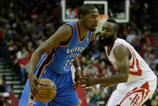 2013 NBA Playoffs : Can Thunder do this time?
