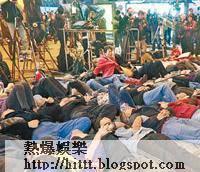佔中<br>中央拒讓香港舉辦APEC財長會議,可能是不想屆時有人發動「佔中」搶風頭。(資料圖片)