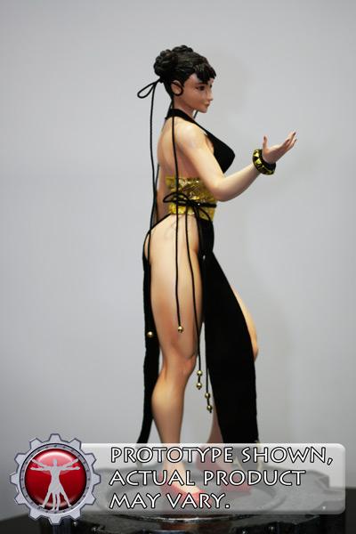 Sex in chun li outfit