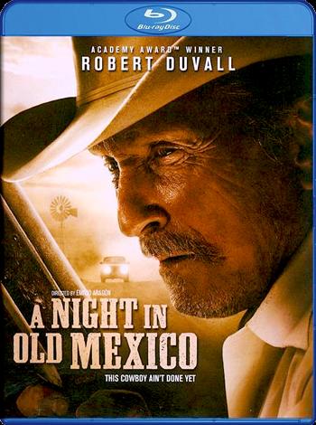 Filme Poster A Night in Old Mexico BRRip XviD & RMVB Legendado