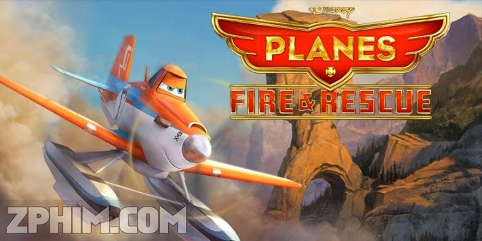 Ảnh trong phim Anh Hùng Và Biển Lửa - Planes: Fire & Rescue 1