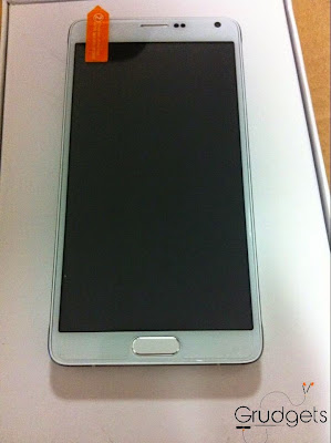 samsung galaxy note 4 clone front view