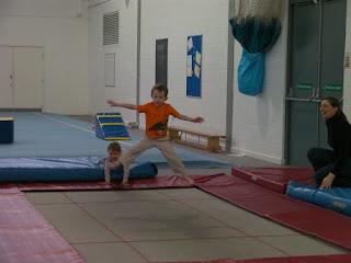 trampoline lessons gymnastics centre alex way portsmouth