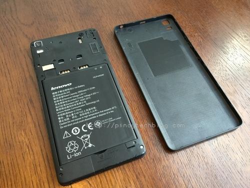 Lenovo A7000 battery