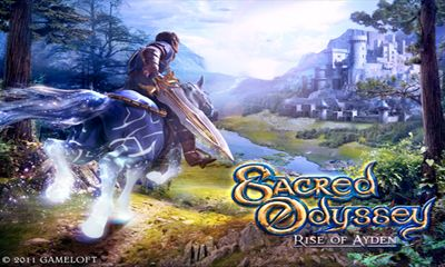 Sacred Odyssey : Rise of Ayden HD Apk + Data