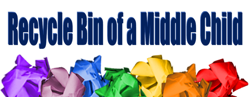 Recycle Bin of a Middle Child