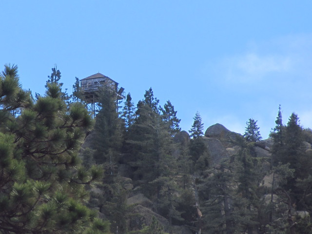 Thorn Point Fire Lookout