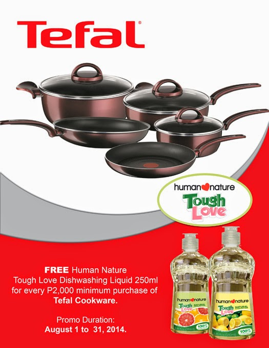 Tefal Cookware Promo!