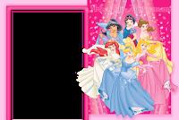 molduras-para-fotos-gratis-princesas