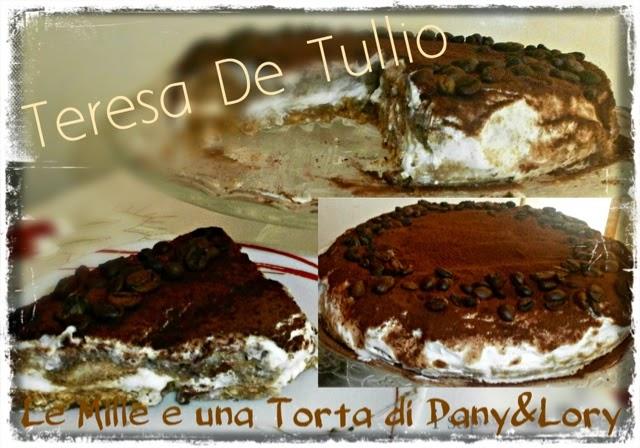 cheesecake al tiramisù con ricotta