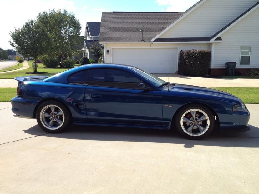 Image Gallery 98 Mustang Gt