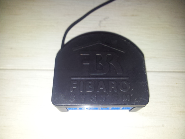 Fgr 221 Le Micro Module Fibaro Pour Volet Roulant