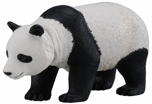 Mô hình Chú gấu Pan da lớn AS-03 có khả năng cử động khớp cổ và hai chân sau