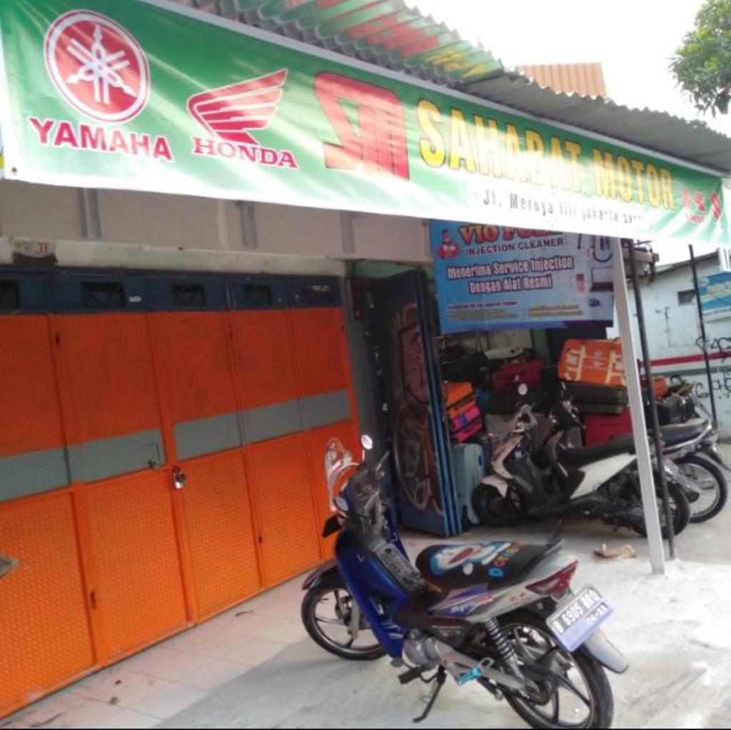 Sahabat Motor Bengkel Sepeda Motor Bengkel Sepeda Motor