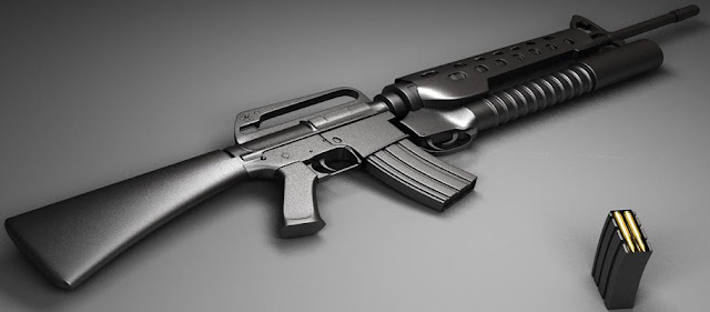 Update with latest invention in weapon industry with MAQTECH360.