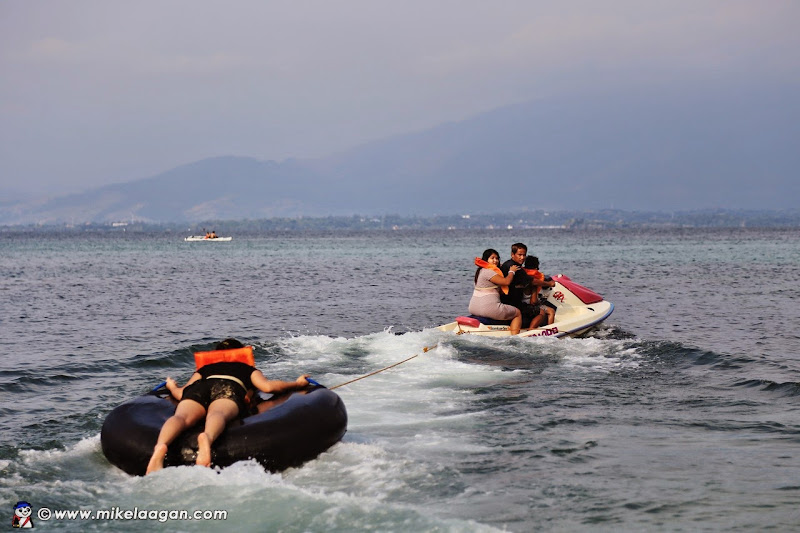 Jet ski tubing