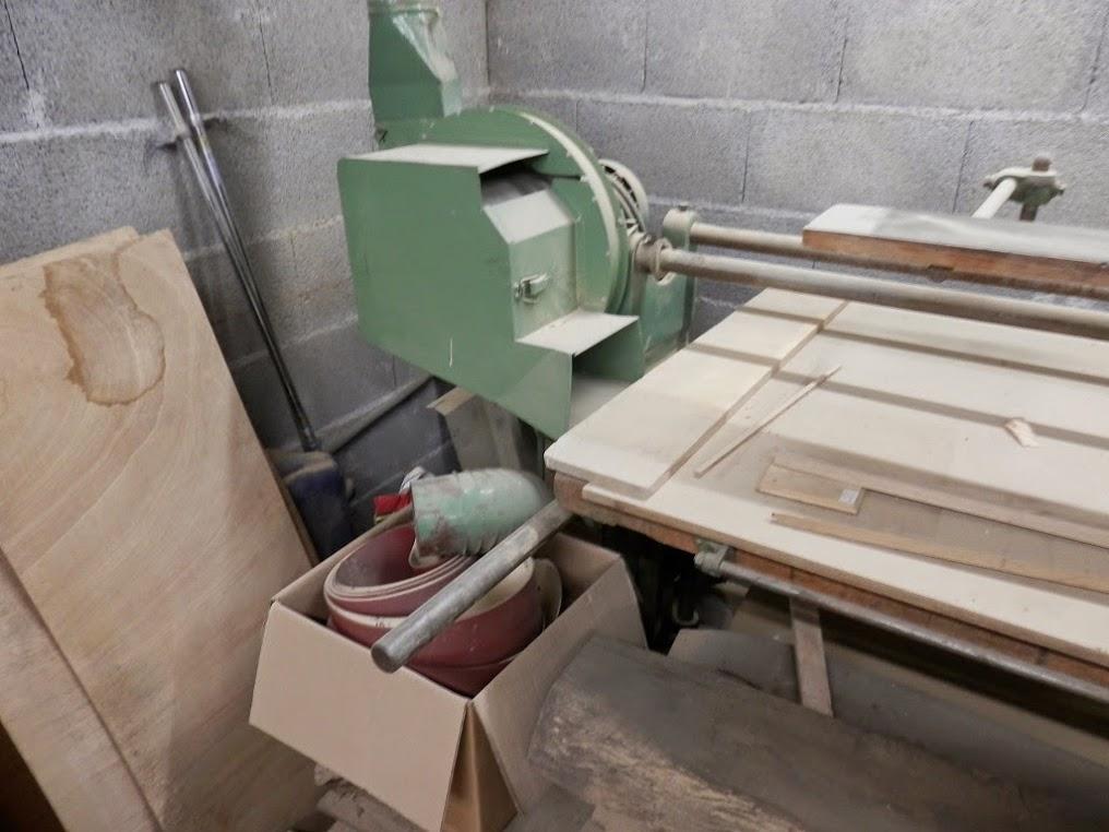 Vends machine d'atelier bois P1210010