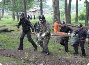 """Региональные соревнования """"Школа безопасности"""""""
