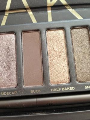 buck naked palette eye shadow
