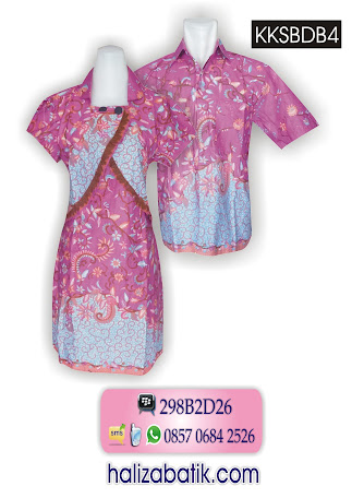 Baju Batik Modern, Grosir Batik, Busana Batik