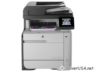 download driver HP Color LaserJet Pro MFP M476nw