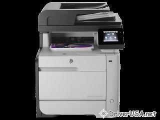 download driver HP Color LaserJet Pro MFP M476nw