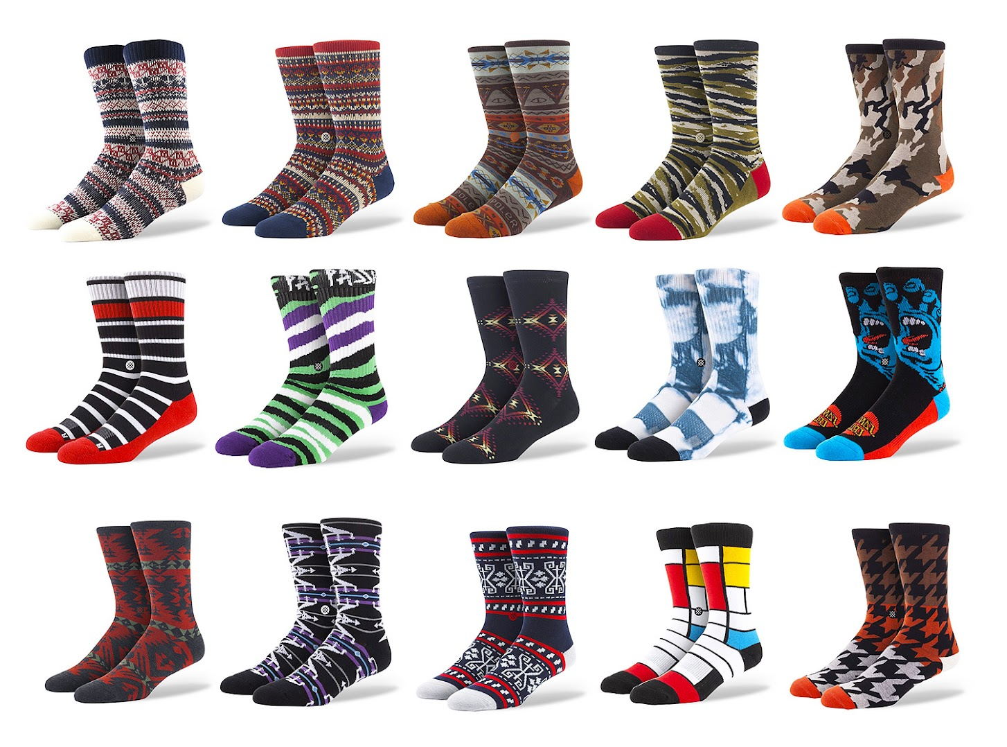 *STANCE Socks:橫跨全領域風格的襪子 4