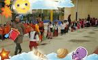 Los guardianes del mar de 4 años , piratas buenos, Nemo, bañistas, sirenas...con sus vigilantes de la Playa,Carmen,Mari Paz y Mª José