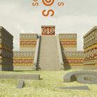 [Modelo 3D] Cultura Antigua: el templo
