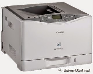 Download latest Canon LBP7750Cdn lazer printer driver – the way to install
