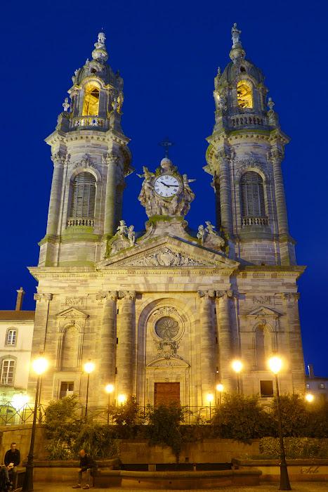 Eglise Saint-Jaques de Luneville. Saint%2520anne